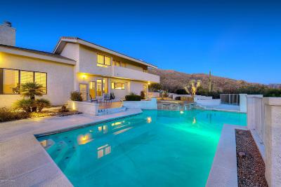 Tucson Single Family Home For Sale: 6141 E Finisterra