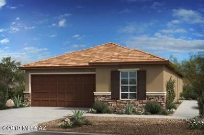 Single Family Home For Sale: 8635 N Rome Court