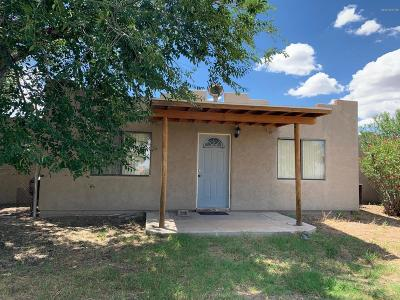 Cochise County Single Family Home For Sale: 1203 N Cochise Stronghold Road