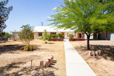 Tucson Single Family Home Active Contingent: 2941 E 26th Street