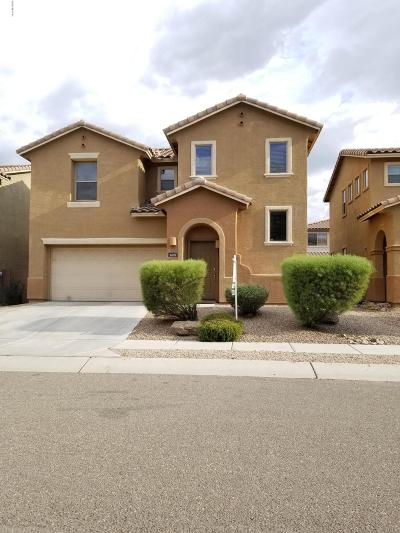 Paseo Del Rio Single Family Home For Sale: 1691 W Gleaming Moon Lane
