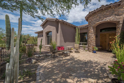 Dos Lagos At Dove Mountain (1-91) Single Family Home For Sale: 13989 N Running Brook Lane