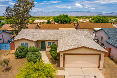 Single Family Home Active Contingent: 9821 E Stonehaven Way