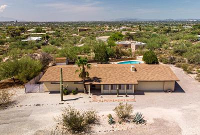 Tucson Single Family Home For Sale: 4161 N Camino Del Celador