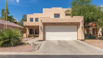 Pima County, Pinal County Single Family Home Active Contingent: 6154 N Integrity Drive