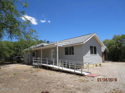 Cochise County Single Family Home For Sale: 1043 E Butterfield Lane