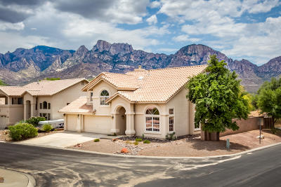 Oro Valley Single Family Home For Sale: 1520 E Grimaldi Place