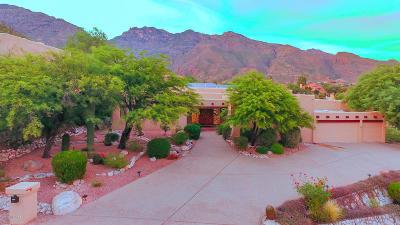 Tucson Single Family Home For Sale: 6281 E Placita De Fuego