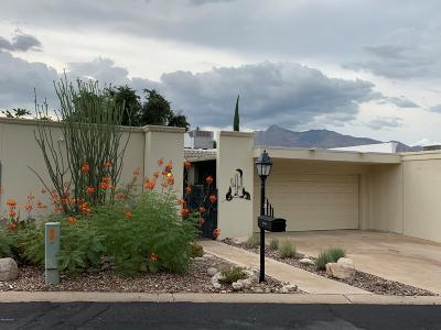 Pima County, Pinal County Townhouse Active Contingent: 6100 N Oracle Road #20
