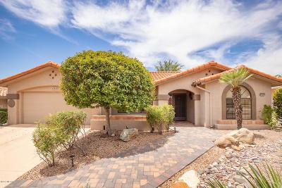 Oro Valley Single Family Home Active Contingent: 14565 N Spanish Garden Lane
