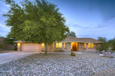 Pima County, Pinal County Single Family Home For Sale: 7838 E Fairmount Street