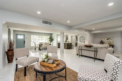 Pima County Single Family Home For Sale: 3215 E Bellevue Street