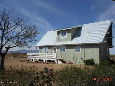 Cochise County Single Family Home For Sale: 247 E Saguaro Road