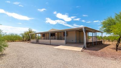 Manufactured Home For Sale: 17455 W Babocomari Road