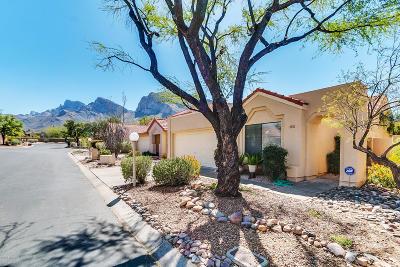 Tucson Single Family Home Active Contingent: 260 E Fieldcrest Lane