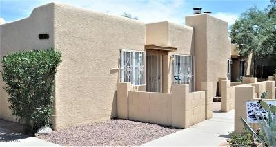 Pima County Townhouse Active Contingent: 3333 E Water Street #A