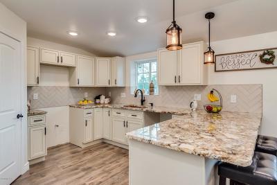 Tucson Single Family Home For Sale: 2820 E Adams Street