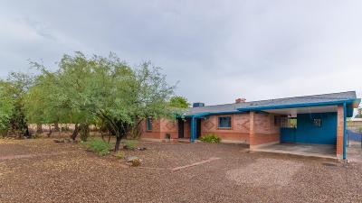 Tucson Single Family Home For Sale: 4237 E Kings Road