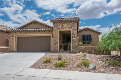 Marana Single Family Home For Sale: 7147 W River Trail