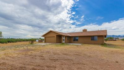 Cochise County Single Family Home Active Contingent: 3263 W Mogollon Place