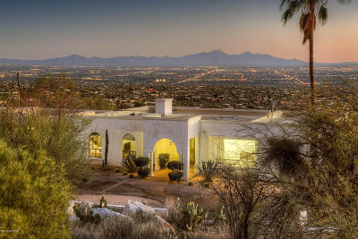 Tucson Single Family Home For Sale: 6951 N Saint Andrews Drive