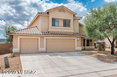 Single Family Home For Sale: 6601 W Cedar Branch Way