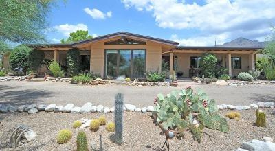 Pima County, Pinal County Single Family Home For Sale: 1505 E Indian Wells Road