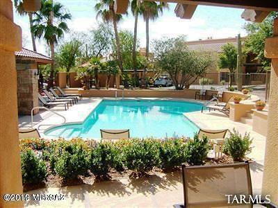 Pima County, Pinal County Condo For Sale: 6651 N Campbell Avenue #118