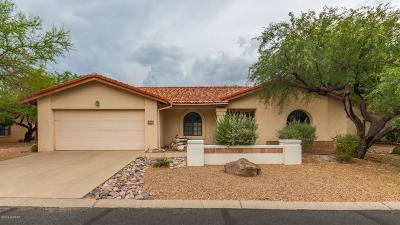 Tucson Single Family Home For Sale: 7600 E Calle Bien Nacida