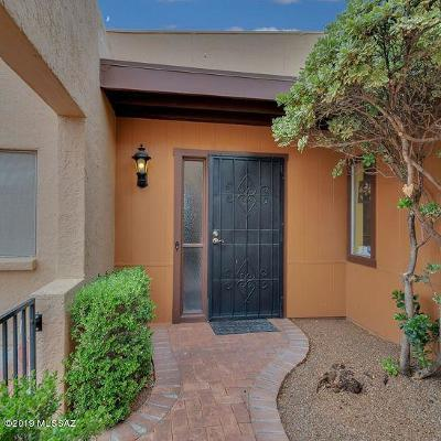 Green Valley Townhouse For Sale: 2660 S Camino Lorca