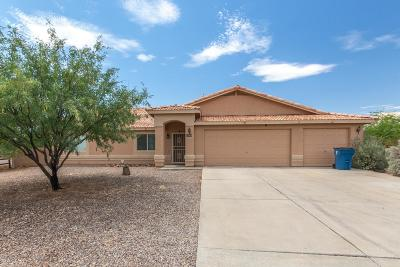 Pima County Single Family Home For Sale: 7205 W Moonmist Place