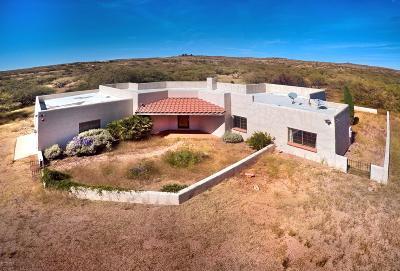Santa Cruz County Single Family Home For Sale: 180 Circulo Montana