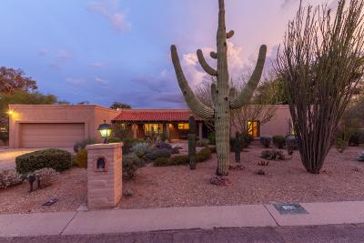 Pima County, Pinal County Single Family Home For Sale: 8190 E Brookwood Drive