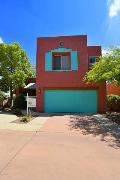 Tucson Single Family Home For Sale: 5146 E Calle Vista De Colores