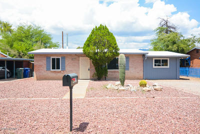 Tucson Single Family Home For Sale: 4337 E Lester Street