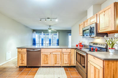 Tucson Single Family Home Active Contingent: 9150 E Helen Street
