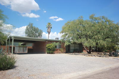 Single Family Home Active Contingent: 7021 E Soyaluna Place