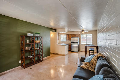 Pima County Condo Active Contingent: 55 N Cherry Avenue #103