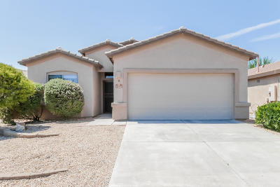 Vail AZ Single Family Home For Sale: $228,000