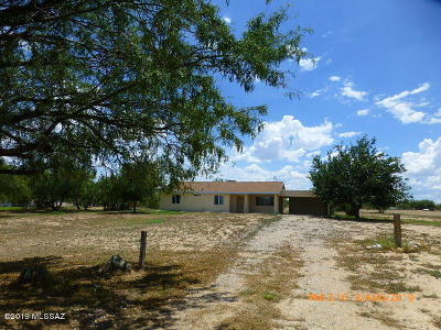 Cochise County Single Family Home For Sale: 1891 W Patton Street