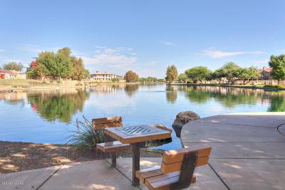 Pima County Single Family Home Active Contingent: 15230 S Avenida Rancho Verde