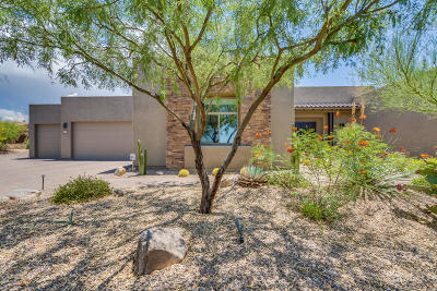 Marana Single Family Home For Sale: 12410 N Faraway Wash Trail