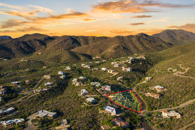Tucson Residential Lots & Land For Sale: 5025 N Via Roma