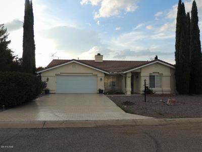 Cochise County Single Family Home For Sale: 923 E Saguaro Drive