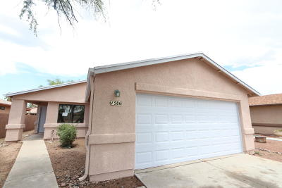 Single Family Home Active Contingent: 1586 W Denning Court