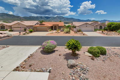 Saddlebrooke Single Family Home For Sale: 65664 E Desert Trail Drive