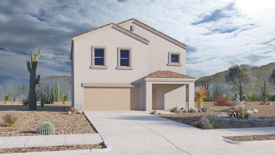 Marana Single Family Home For Sale: 9113 W Blue Roan Lane