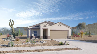 Marana Single Family Home For Sale: 10308 N Crooked Peak Trail