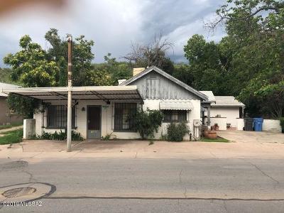 Santa Cruz County Single Family Home For Sale: 1080 N Bankard Ave