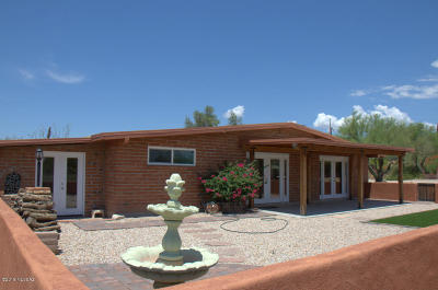 Tucson Single Family Home Active Contingent: 313 E Suffolk Drive